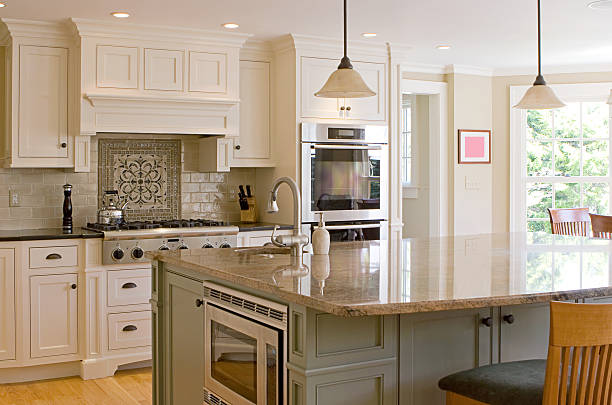 interior kitchen - customize stock pictures, royalty-free photos & images