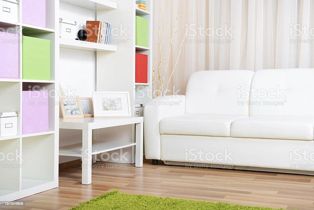 interior living room royalty-free stock photo