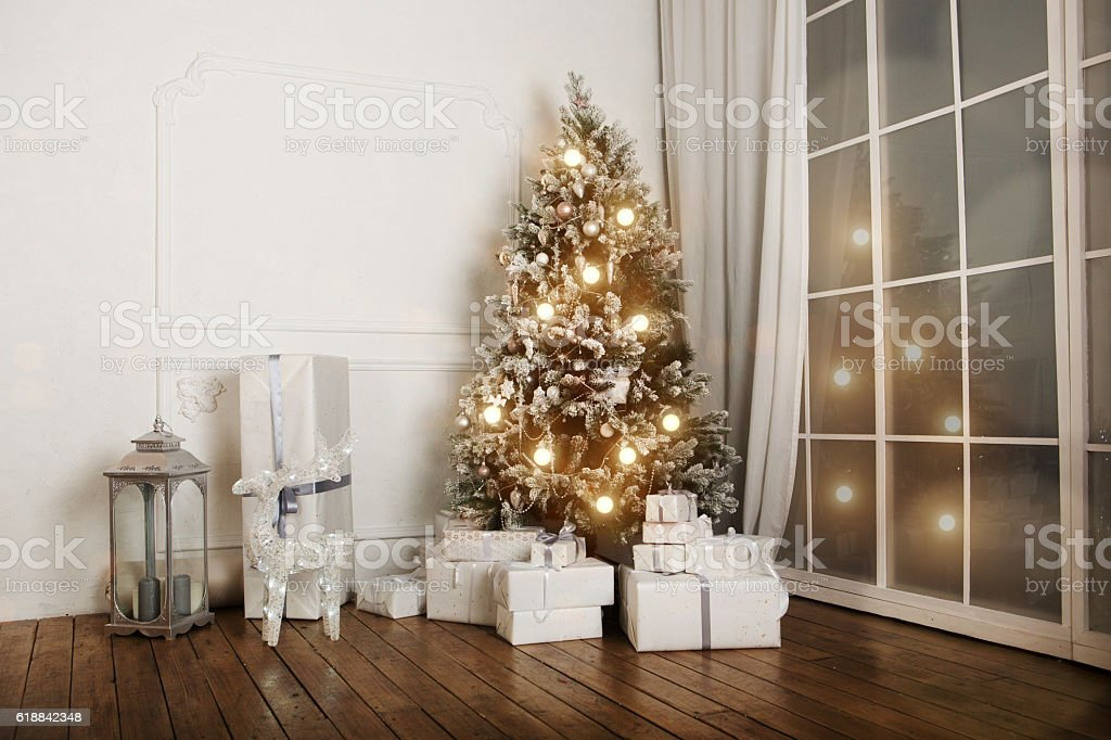 art deco christmas decorations