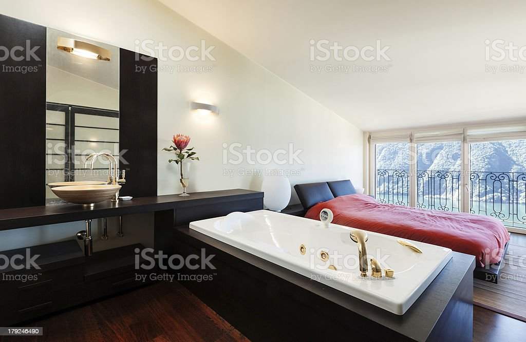 interior luxury apartment royalty-free stock photo