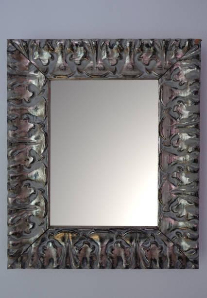 Cтоковое фото Interior mirror of apartment
