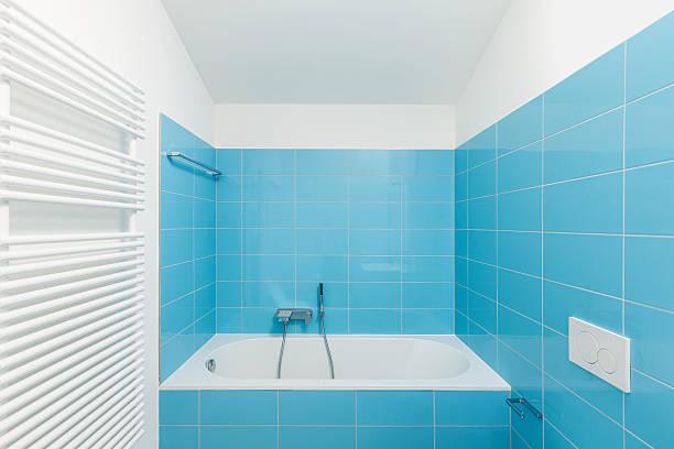 Einrichtung, modernes Badezimmer – Foto