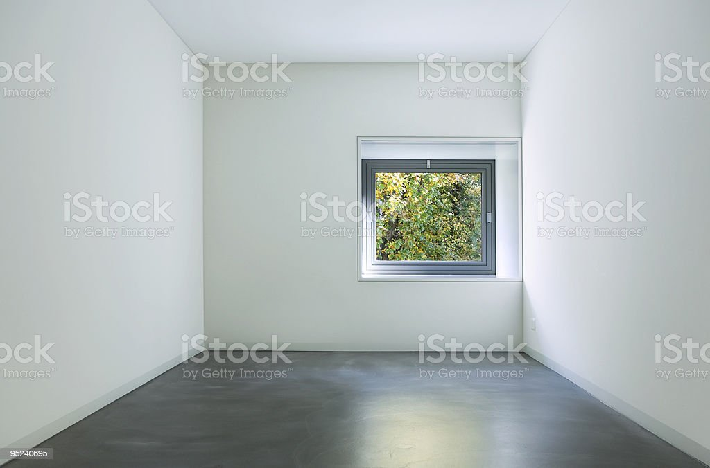 interior modern house royalty-free stock photo