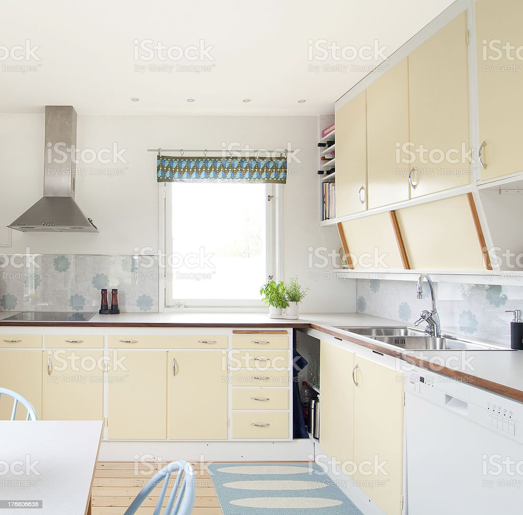 Interior Of A Kichen Stock Photo Download Image Now Istock