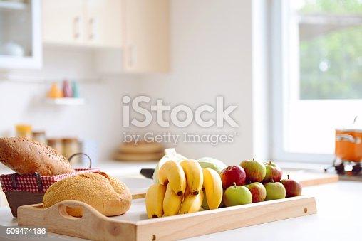 665910118istockphoto interior of a modern kitchen 509474186