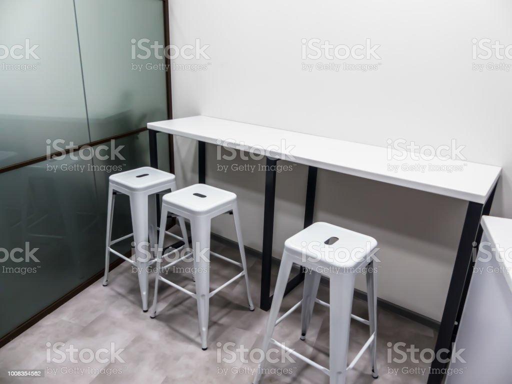 Muebles Oficina Modernos.Interior De Una Oficina Moderna Muebles En La Oficina De La