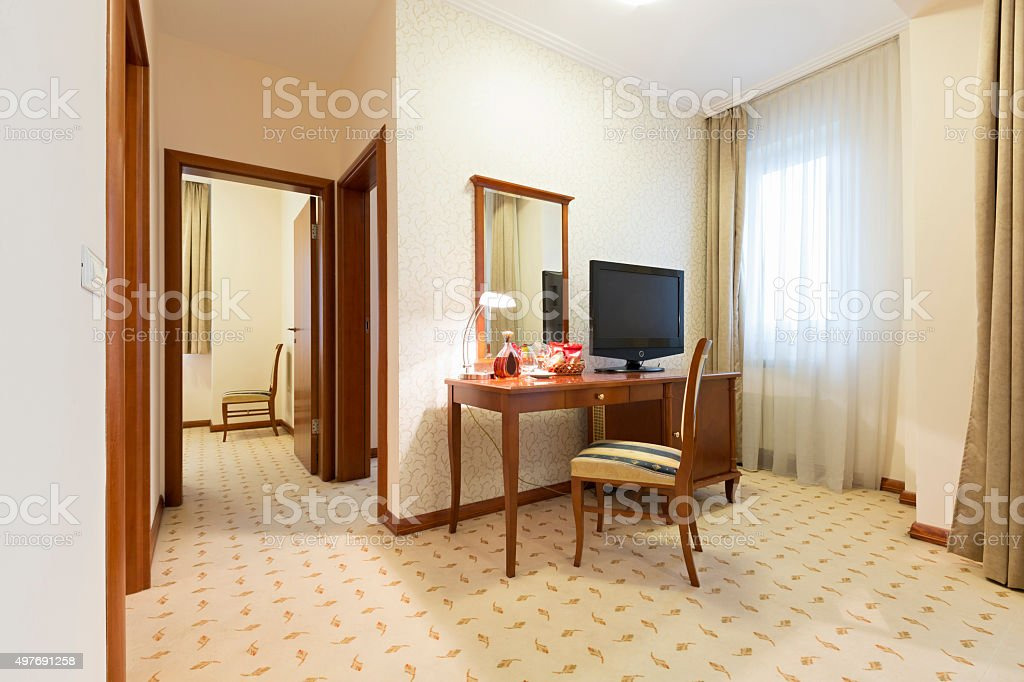 Interior Of An Elegant Apartment Stock Photo - Download ...