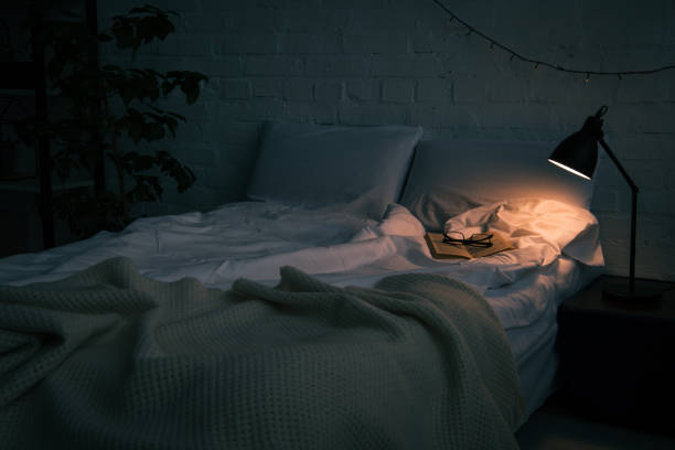 44 750 Night Bedroom Stock Photos Pictures Royalty Free Images Istock