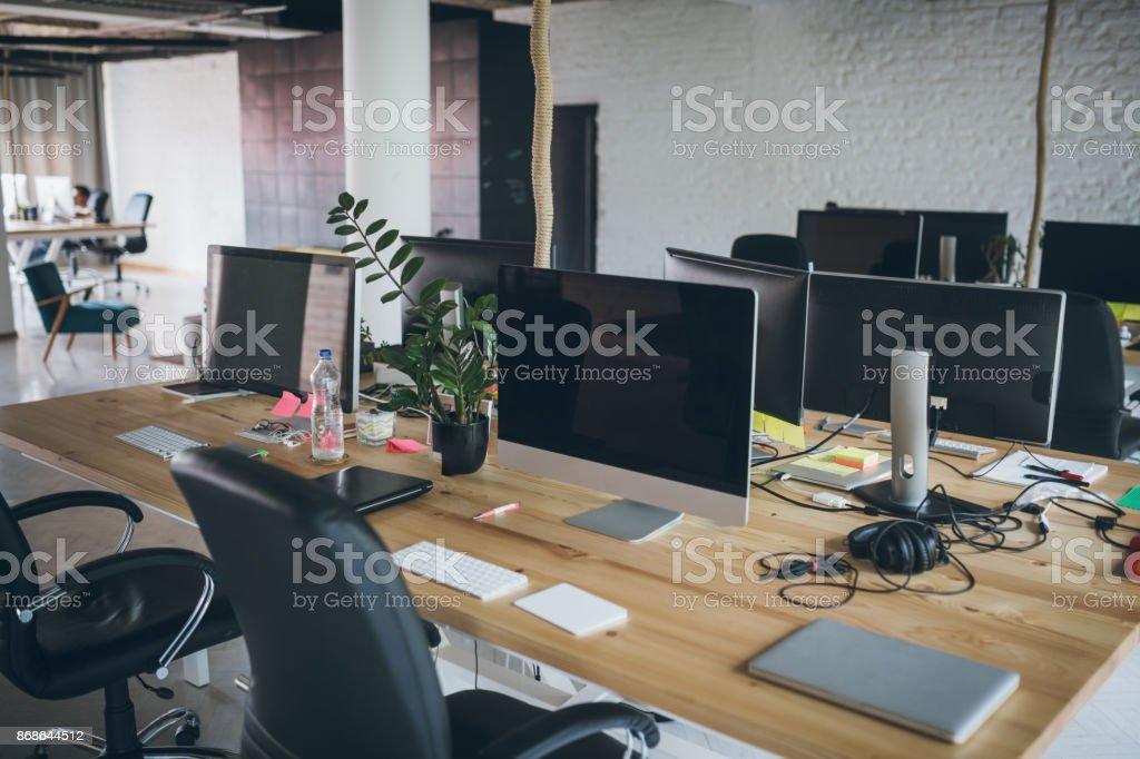 Innere des Kreativbüro – Foto