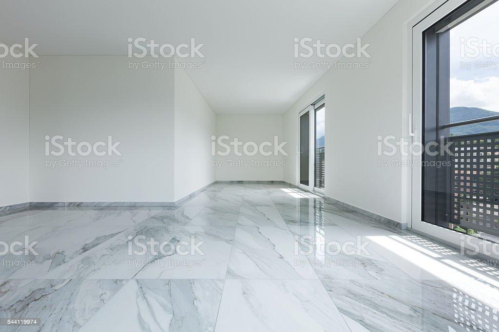 Innenraum mit leeren wohnung – Foto