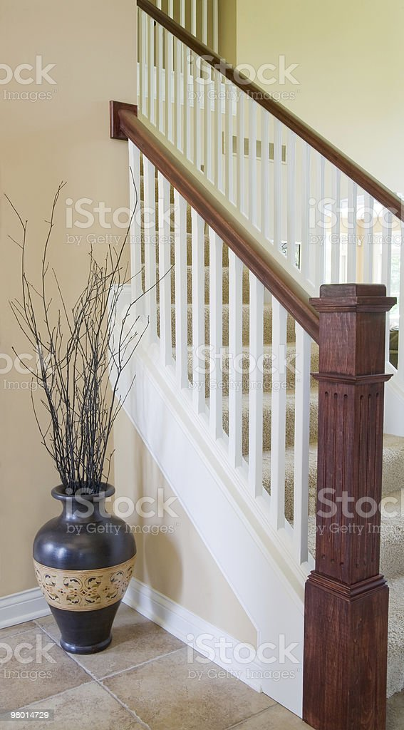 Interior of Expensive House royalty-free stock photo