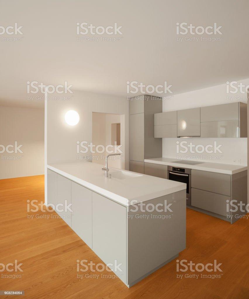 Interieur des modernen Wohnung – Foto