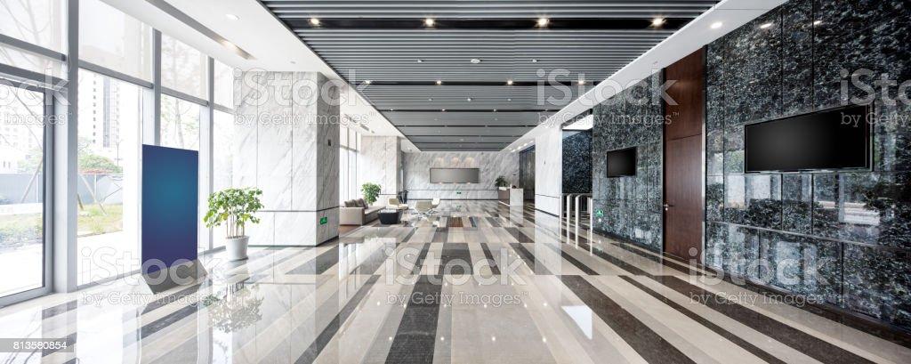 Innenraum Der Moderne Eingangsbereich Stockfoto und mehr ...