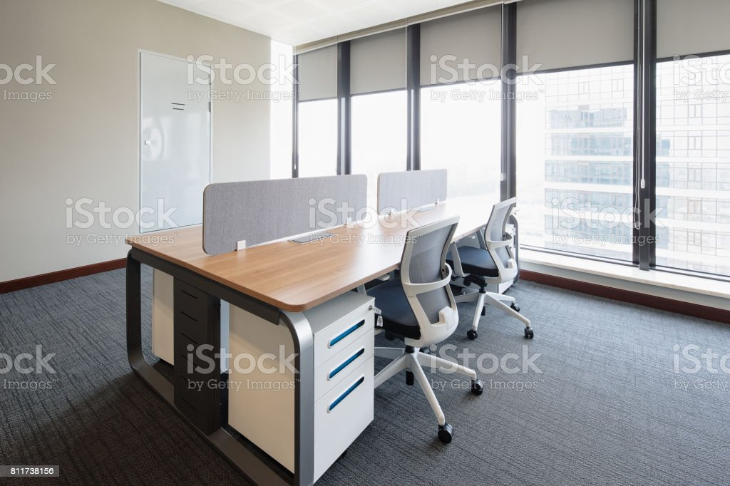 Interior Of Modern Office Stock Photo U0026 More Pictures Of ...