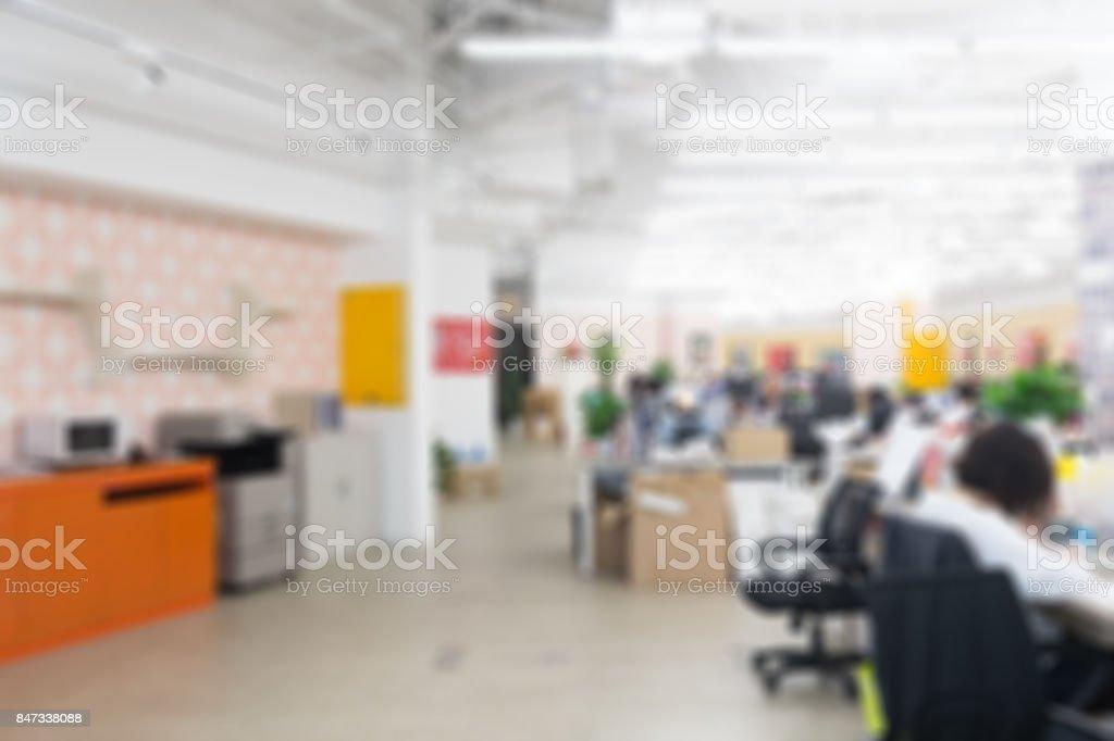 Interieur eines modernen office – Foto