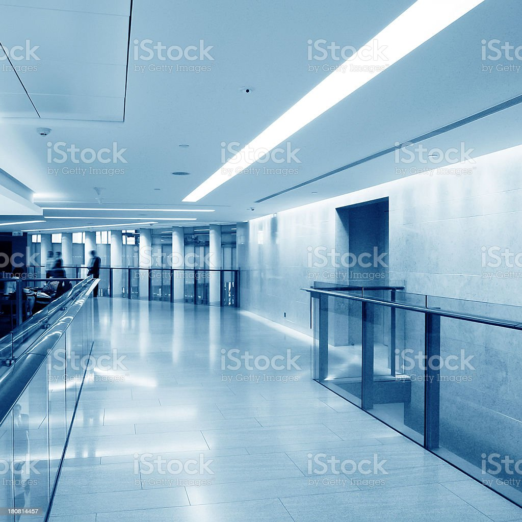 interior of office. Interior Of Office Royalty-free Stock Photo