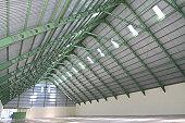 istock Interior of raw sugar storage room 153715385