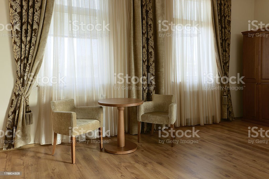 Interior of room royalty-free stock photo