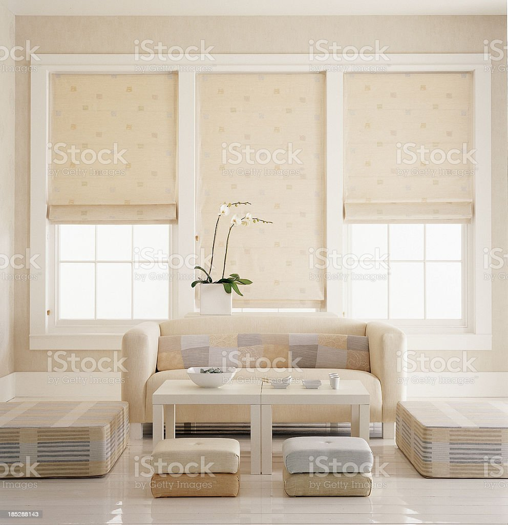 Interieur mit sofa – Foto