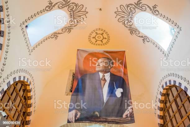 Interiör Av Spice Eller Egyptiska Basaren I Istanbul-foton och fler bilder på Affisch