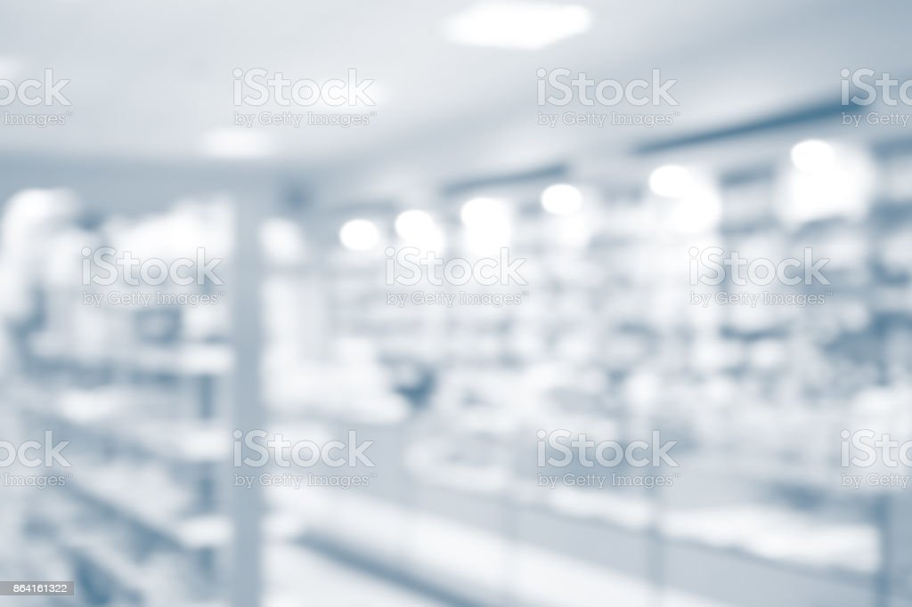 Interior of store royalty-free stock photo