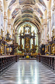 istock Interior of Strahov monastery, Prague, Czech Republic 1193963949
