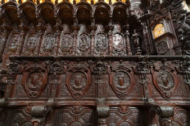 Innere der Kathedrale-Moschee (La Mezquita) in Córdoba – Foto