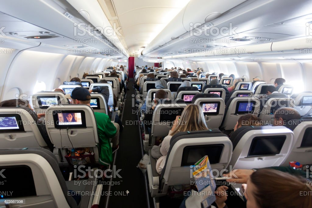 A330-300 seatmap eurowings Airbus A330
