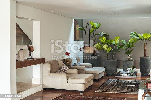 Home Interior, Sofa, Sunlight, Window, Cozy,