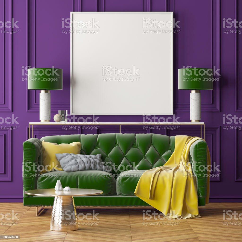 Couleur Salle De Sejour photo libre de droit de intérieur de la salle de séjour avec