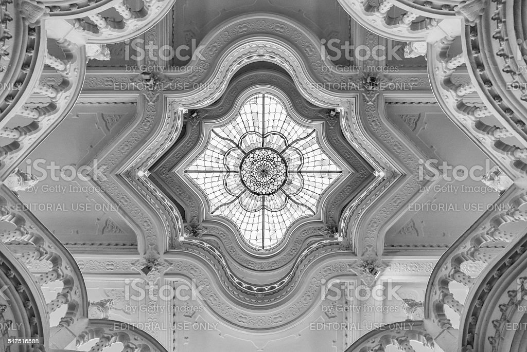 Interior Of The Museum Of Applied Arts In Budapest Stock Photo Download Image Now Istock