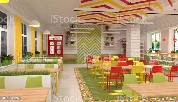 Interior of the school childrens canteen picture id1071317246?b=1&k=6&m=1071317246&s=612x612&h=pl8o tup8hj2dx1lrxzo9dm7zp 2dul0ko66tosgaiw=