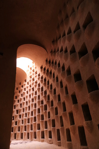 istock Interior of the traditional  Dovecote, Pigeon House 1152257011