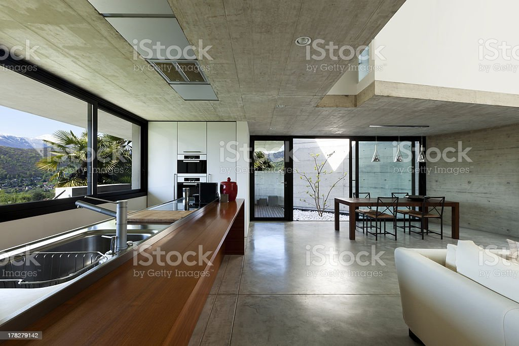 interior, open space stock photo