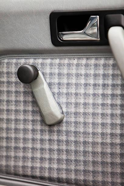 Innen Einsatz von car door – Foto