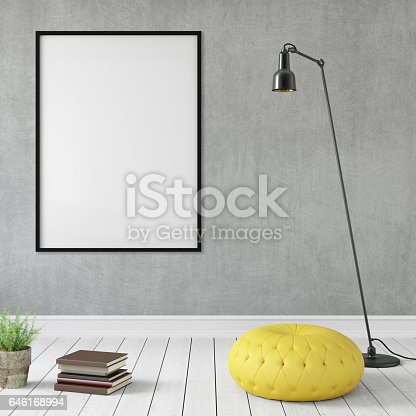 648050486istockphoto Interior picture template wall background 646168994