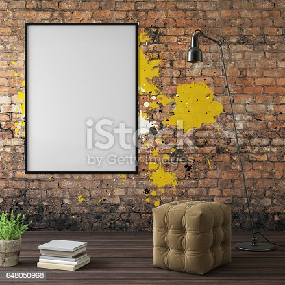 648050486istockphoto Interior picture template wall background 648050968