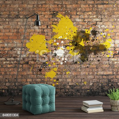 648050486istockphoto Interior picture template wall background 648051304