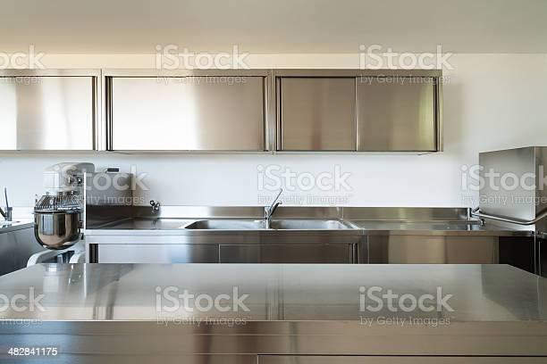 Interior professional kitchen picture id482841175?b=1&k=6&m=482841175&s=612x612&h=xht atkownvn1o0culu4p0dm2pu62zmy4fphgysvt80=