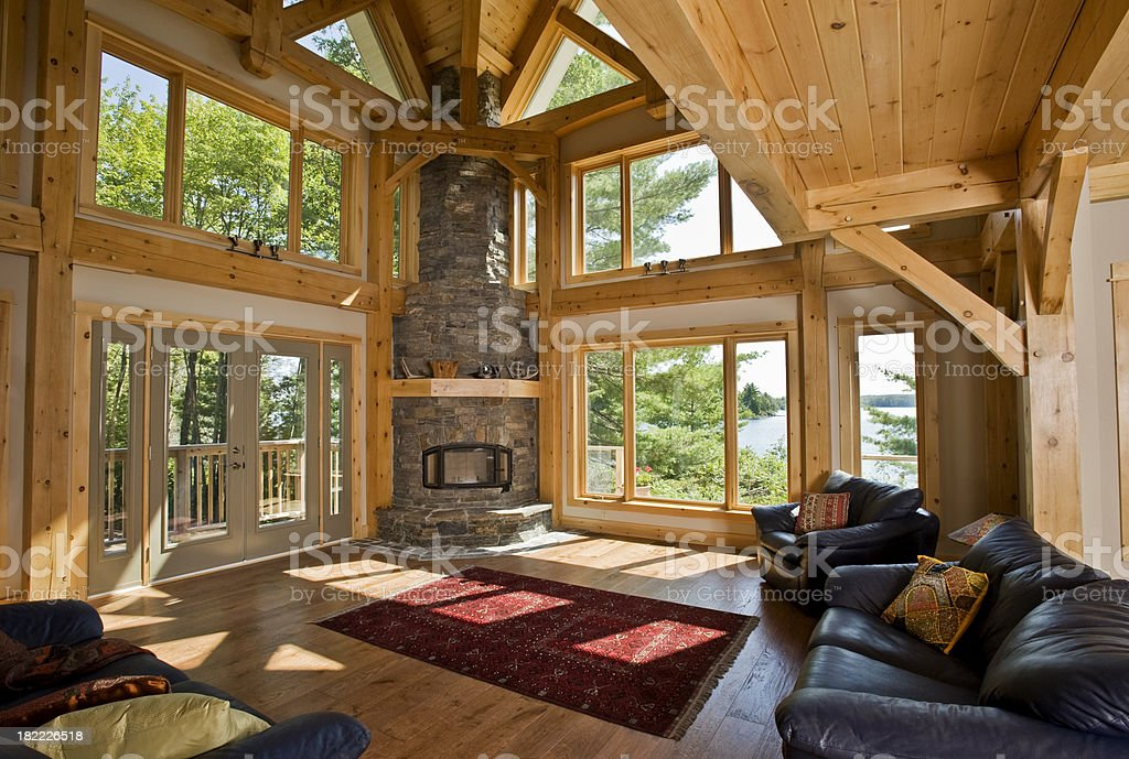 Interior Relaxation royalty-free stock photo