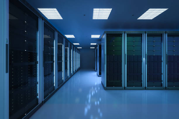 inneren Serverraum – Foto