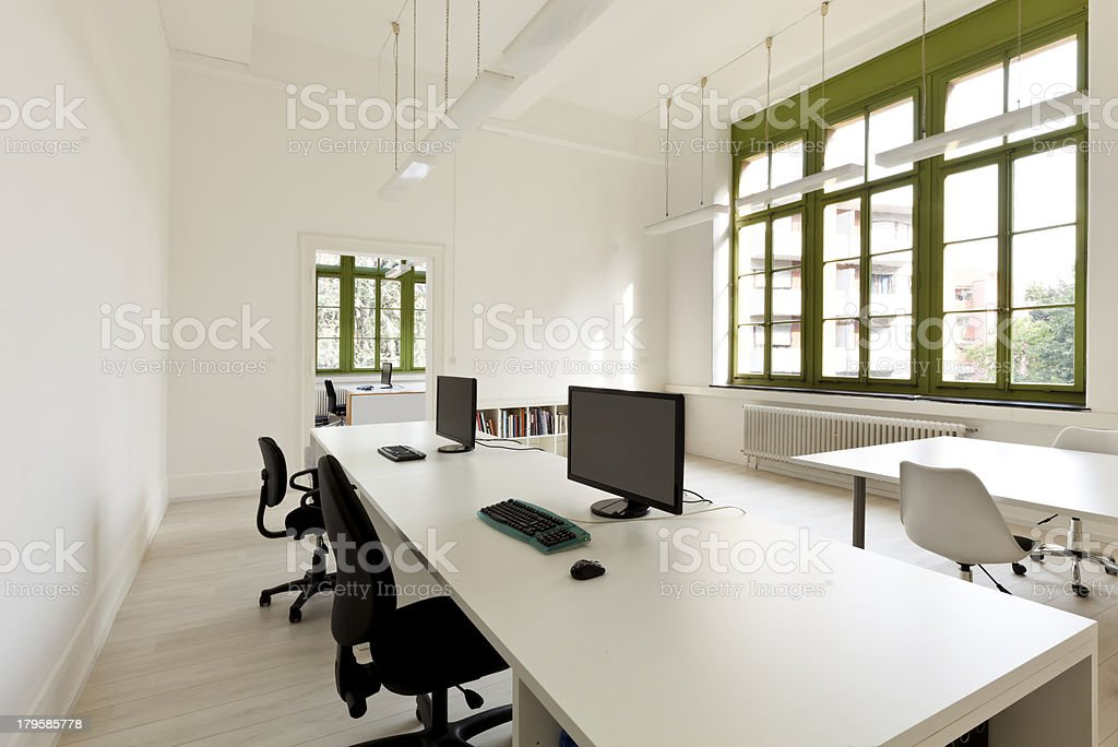 Interior studio royalty-free stock photo