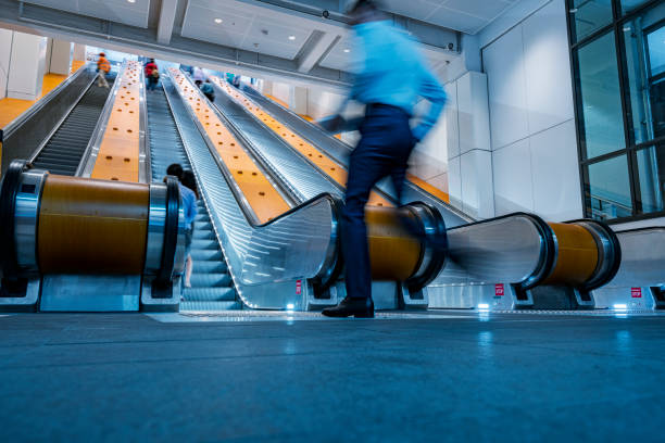 Innenansicht des Hauptbahnhofs,sydney,Australien – Foto