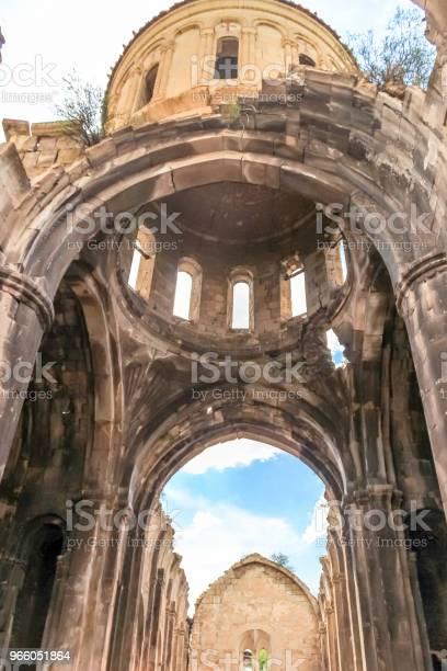 Innenansicht Des Oshki Oder Oshk Vank Kirche Stockfoto und mehr Bilder von Alt