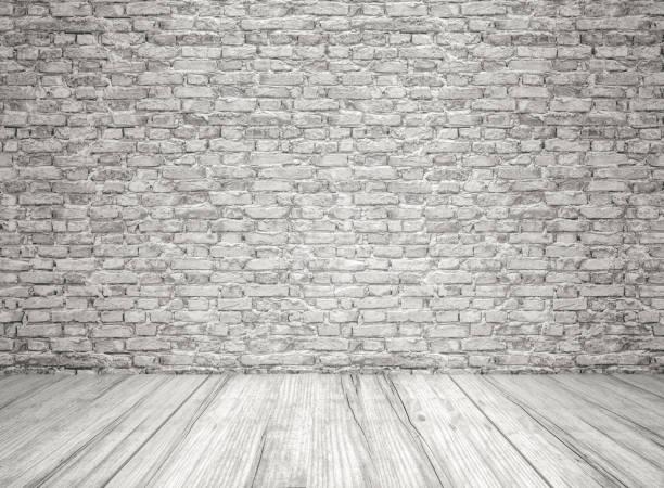 Interior white background. stock photo