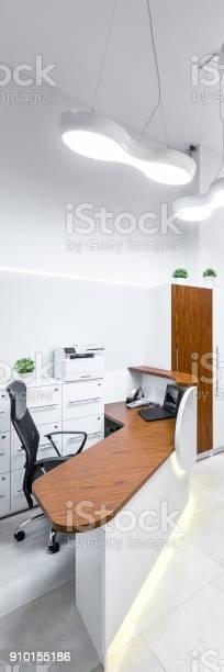 Interior with wooden reception desk picture id910155186?b=1&k=6&m=910155186&s=612x612&h=s7a2zitoaiz gpelnrku45qqnjd cfkruysf 7gebfc=