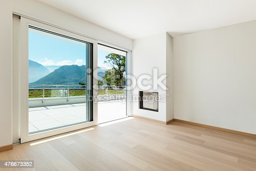 istock Interiors, modern house 476673352