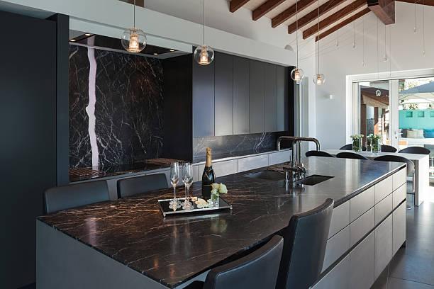 Einrichtung, moderne Küche – Foto