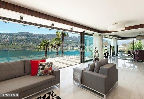 istock Interiors, modern living room 475806594