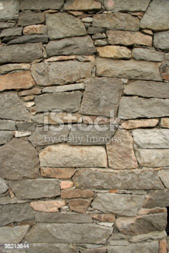 Interlocked Rock Stock Photo & More Pictures of Angle